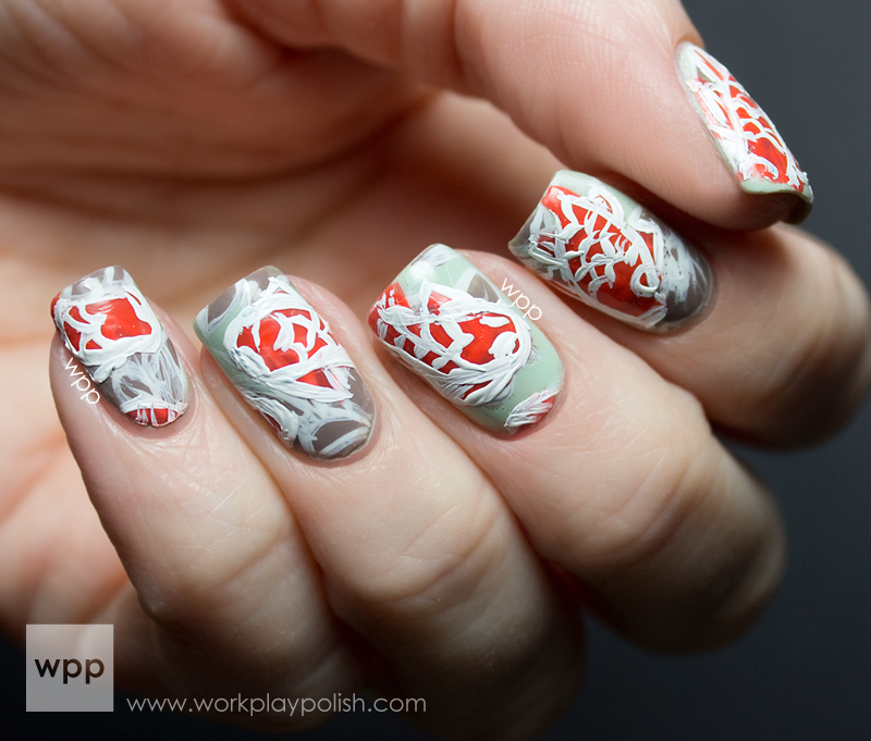 Digit-al Dozen Does Animal Week: Abstract Koi Fish | work / play ...